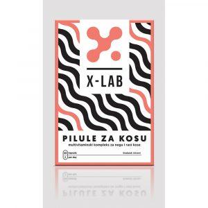 X-lab pilule za kosu