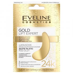 Eveline zlatna maska za oči