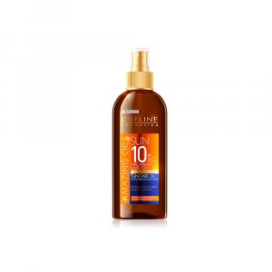 Eveline ulje za sunčanje SPF10