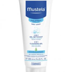 Mustela 2 u 1 šampon kosa i telo