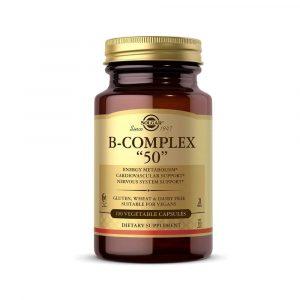 Solgar vitamin b50 tbl a100