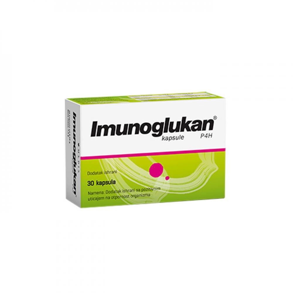 Imunoglukan kapsule