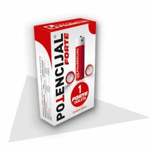 Potencijal forte, 1 tableta