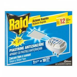 Raid aparat i tablete protiv komaraca