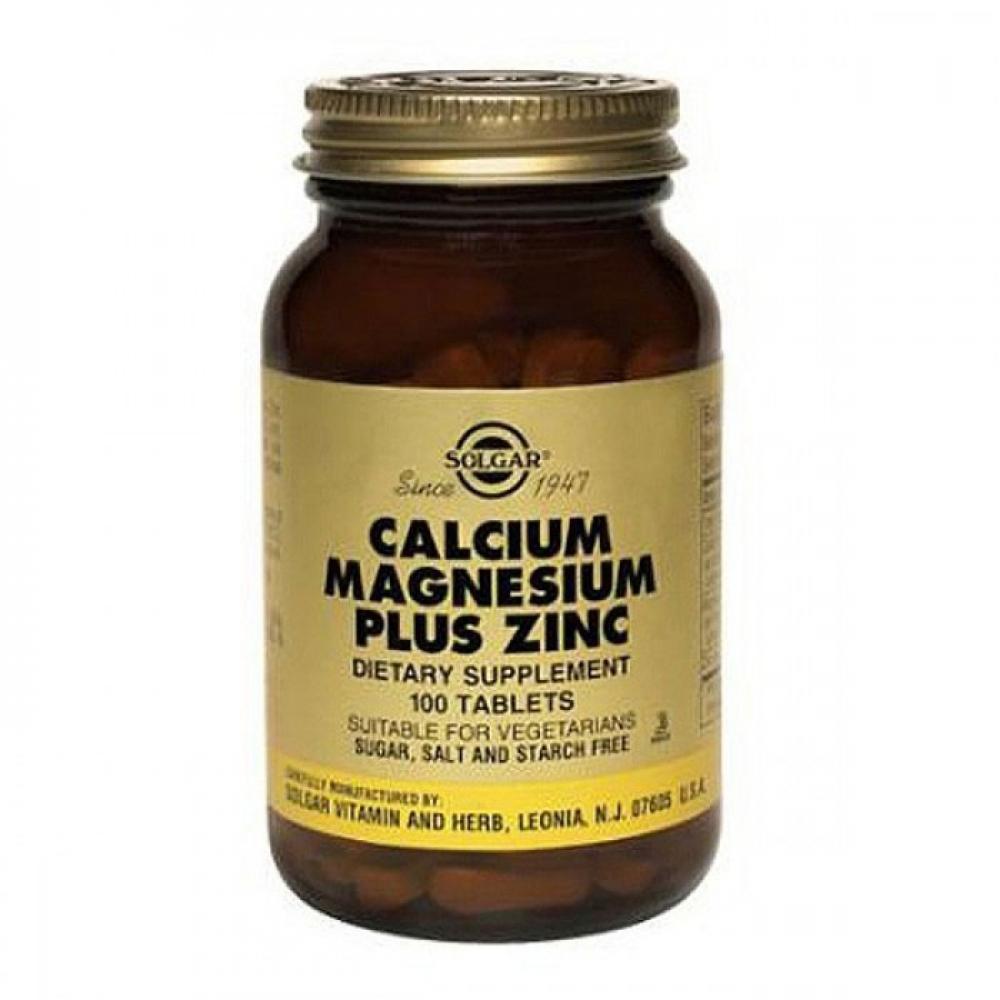 Kalcijum, magnezijum i cink