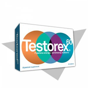 Testorex, 60 kapsula