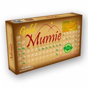 Gold mumie