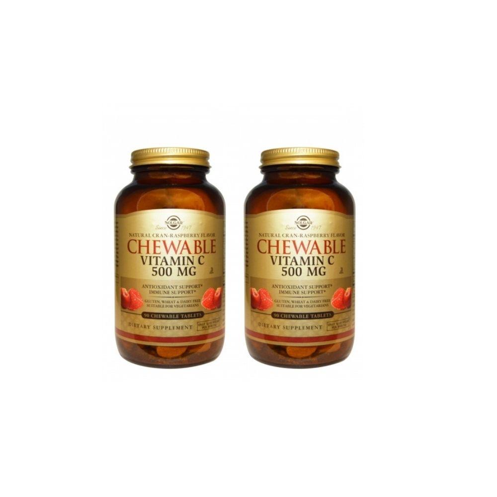 Solgar vitamin C za žvakanje